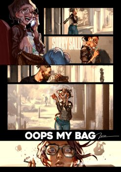 Sorry Sally 01 - Oops My Bag by AldgerRelpa