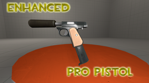 [DL] The enhanced pro pistol by BeardedDoomGuy