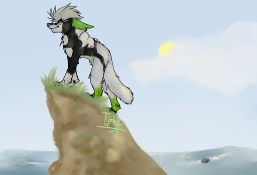 .:: Feel the mountain winds with me ::. by DAISYsk