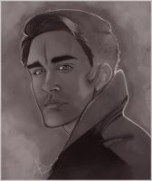 Lee Pace by draiad