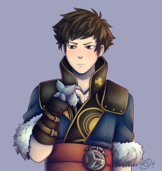 Honk for Lon'qu by SamuelFuery