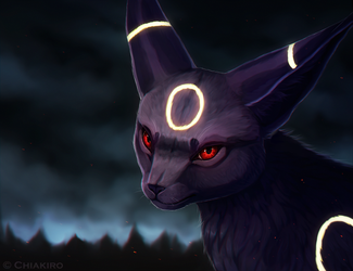 The night knows me by name by Chiakiro