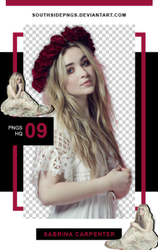 Png Pack 3999 - Sabrina Carpenter by southsidepngs