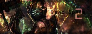 Dead Space 2 Signature by cmsART