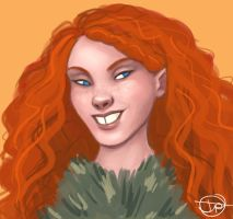 Ygritte by thatsdandyjew