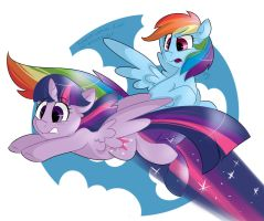 Where Are You Going in Such a Hurry? by bloodyhellhayden