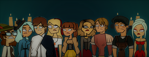 Total Drama Escape The Night by KaoticcPeter