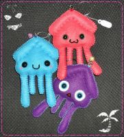 More Squids by CamiHetfield
