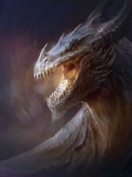 Dragon Head by Manzanedo