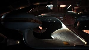 Picard Takes Command #1 by Cannikin1701