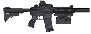 TTW - Team Tactical Weapon by Timaman