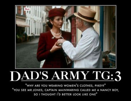 Dad's Army TG: 3 by p-l-richards