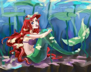 Ariel by IrenaHell