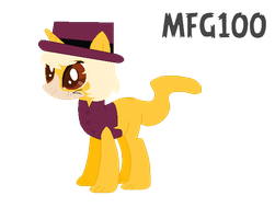 Top Cat New Look by mixelfangirl100