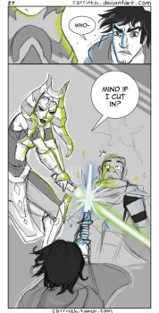 SW Rebels: Different Journey AU FF 27 by carrinth