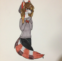 .:Sweater Weather:. by wolfsmoothie