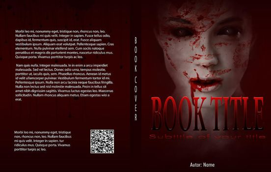 Premade Cover Book 9 by marcosnogueiracb