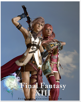 Final Fantasy XIII : This Is Our Story by keichama