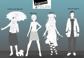 agence Epsilon by Di-Din