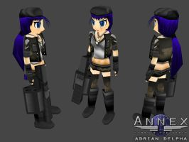 Annex Hero Re-Design by DelphaDesign