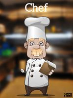 Chef by afizs