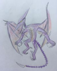 Ridley by CaptainEdwardTeague