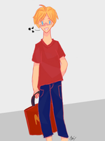 APH: Alfred @ the mall by united-drawer