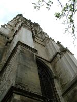 Cathedral Exterior - Going Up by laughcrylive