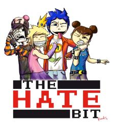 The Hate Bit - poster01 by Riverd