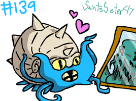 #139 Omastar by SaintsSister47