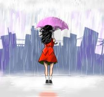 Rainy Day by Jump-Button
