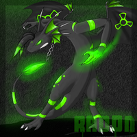 Radon - Art Trade by Chinoxer