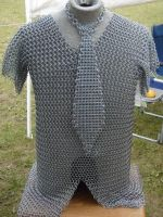 Chainmaille shirt by montanaflash23