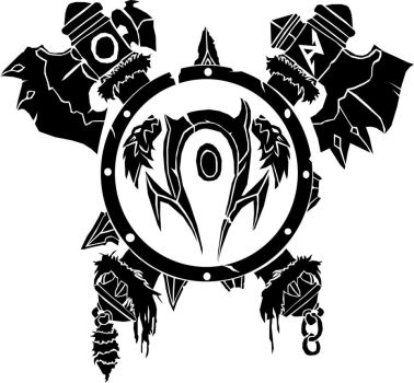 Orc Crest by ropa-to