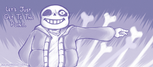 Undertale - Straight to the Point by AquasProductions