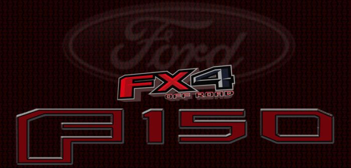 FX4 Sync My Ford Touch Background by 21giants