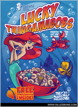 .Lucky Thingamabobs. by GBIllustrations