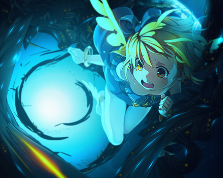 The Escape - Some Fairy Tag by TheIzaya