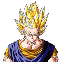 Vegetto SSJ2 by jeanpaul007