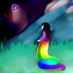 When I Discovered Tigahr by LilSweetySnek