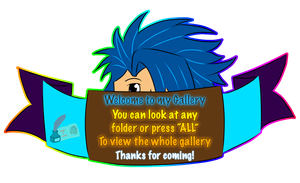Hank: Welcome to Angie's Gallery! by MariiCreations93