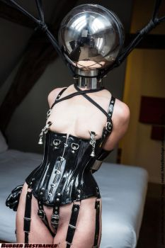 Rubber and Metal, part 3 of 4 by ropemarks