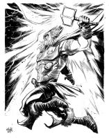 Thor by alessandromicelli