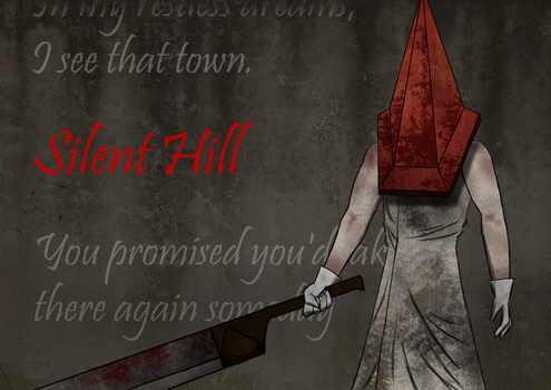 Pyramid Head by Necroceph