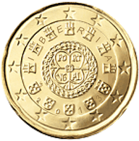 Iberian coin 20 cent by hosmich
