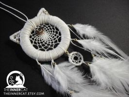 Artemis Dream Catcher Mini Version by TheInnerCat