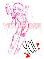 [YCH] Possessive Lover [YANDERE YCH 2/3 OPEN] by Yulearse