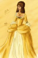 Belle, the Historical Version by Elenatintil