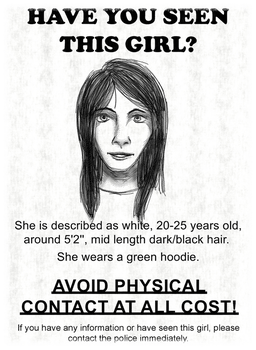HAVE YOU SEEN THIS GIRL? by Cainmak