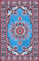 Turkish Carpet 5 by Siobhan68
